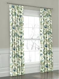 Spencer Home Decor Jacobean Floral Curtains U2013 Teawing Co