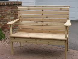 Simple Park Bench Plans Free by Park Bench Diy Free Birdhouse Plans For Robins
