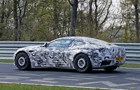 aston martin vanquish matte black new aston martin db11 readies for 2016 launch all the latest on
