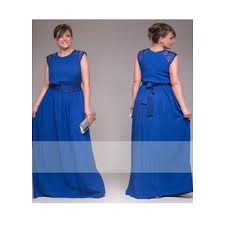 blue special occasion plus size dresses juniors sears