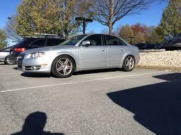 audi a4 b7 lowering springs rev motoring b7 lowering springs review