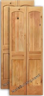 Pine Bifold Closet Doors Knotty Pine Bifold Closet Doors Home Design Ideas And Pictures