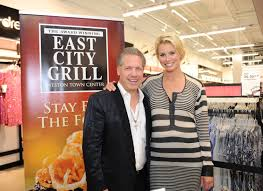 jamie mcdonnell ceo of the weston dining group and niki taylor