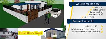 specification of our prefabrciated house prefab house for nepal