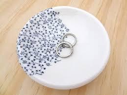 ceramic dish ring holder images Blue floral ceramic ring dish ring bowl ring holder porcelain jpg