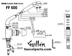 franke kitchen faucet franke faucets repair padlords us