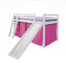 Bunk Bed With Slide EBay - Slide bunk beds