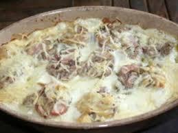cuisiner l andouillette gratin d andouillette sur lit de pommes de terre recette ptitchef