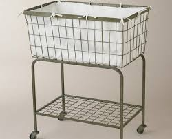 ikea cart with wheels laundry room winsome wire laundry basket w wheels plastic