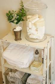 shabby chic bathroom decorating ideas bathroom guest soap 52 ways incorporate shabby chic style into