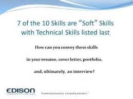 soft skills cover letter 28 images soft skills trainer resume