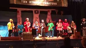 in 5th grade play 2 singing a pirate i will be