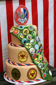 eagle scout cake topper the carver crew an eagle scout court of honor