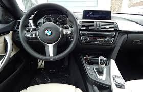 car review 2015 bmw 435i xdrive gran coupé driving