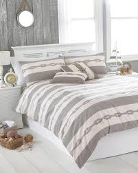 bedding set best eye catching grey and cream duvet covers