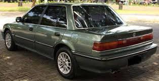 mobil bekas honda civic mobil kapanlagi com dijual mobil bekas surabaya honda civic 1990