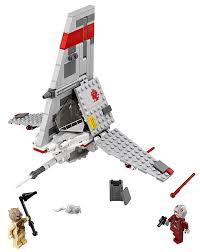 amazon com lego star wars t 16 skyhopper 75081 toys u0026 games