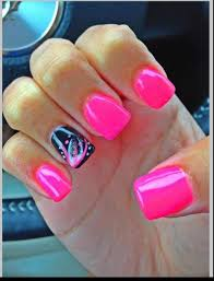 cute fake nail designs easy way nail art with you in pictures