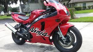 1999 kawasaki ninja zx7r motorcycles for sale
