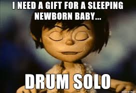 Drummer Meme - scumbag little drummer boy meme guy