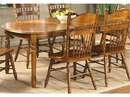 marvelous ideas oak dining room table and chairs ingenious