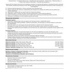 academic resume exles sle resume high school science best of middle school