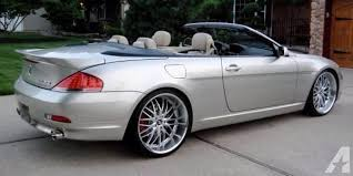 2005 bmw 645i review 05 bmw 645 ci convertible for sale in elberon park jersey