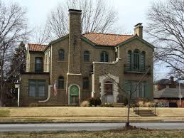 Spanish House Style Architectural Styles U2013 St Louis Patina