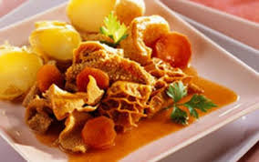 cuisiner des tripes recette tripes aux pommes de terre nouvelles 750g