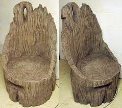 Tree Furniture Carved Tree Chair Best  Tree Chair Ideas On - Tree furniture