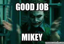 Mikey Meme - unique mikey meme good job mikey 80 skiparty wallpaper