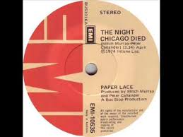 Youtube Manfred Mann Blinded By The Light Paper Lace