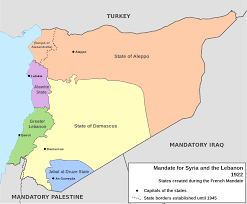 Syria Map Location by Alawites And The Fate Of Syria Origins Current Events In