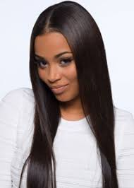 black hair weave part in the middle best 25 straight weave hairstyles ideas on pinterest straight