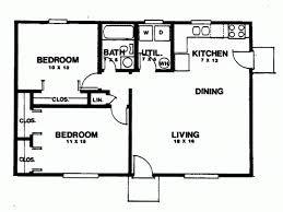 two house plans simple 2 bedroom house plans with dimensions resnooze com