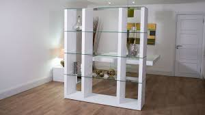 glass shelving units living room studio also 2017 white oak unit