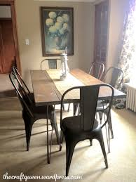 Tolix Dining Chairs 17 Ah Finally The Story Of The Dining Room Chairs U2013 The Craft Queen