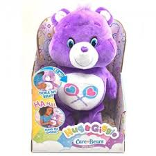 care bears hug u0026 giggle share bear play
