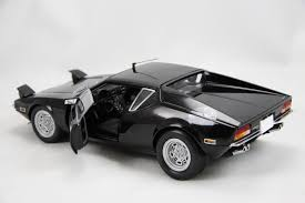 tomica toyota hilux de tomaso pantera revived by gorgeous scale model autoevolution