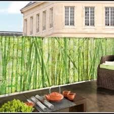 balkon bambus sichtschutz balkon sichtschutz bambus obi balkon hause dekoration bilder