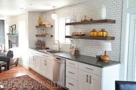 Kitchen Makeovers Photos - alicia u0027s kitchen renovation reveal u2022 vintage revivals
