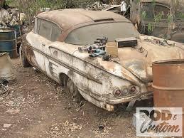 auto junkyard kingston ny cash for clunkers rod future rust damage rusty love