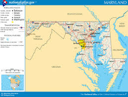 Map Of Maryland State by Maryland Civil War Battles Casualties Killed Battlefields
