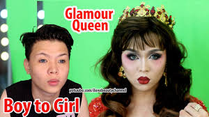 Halloween Glamour Makeup Queen Glamour Makeup Tutorial For Halloween Youtube
