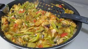 cuisiner des aubergines facile recette aubergines à la mexicaine revisitées
