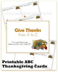 printable abc thanksgiving cards for free