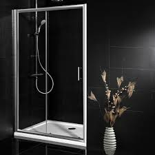 Shower Door 700mm 1000mm X 700mm Single Sliding Door Shower Enclosure And Shower