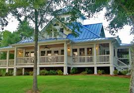 stilt home plans house plan new orleans cottage house plan by freegreen small