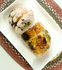 thanksgiving stuffed turkey breast a small thanksgiving sous vide turkey breast roulade discovery