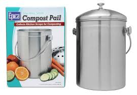 compost canister kitchen 10 best countertop compost bins of 2017 ecokarma